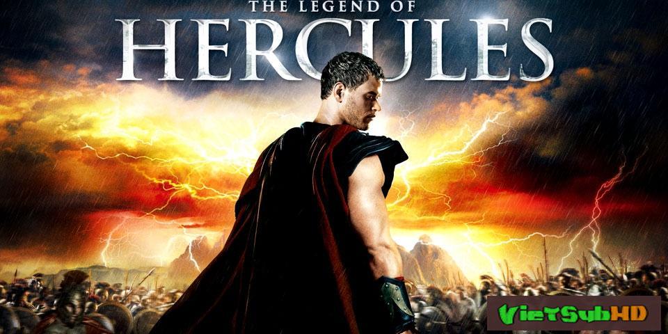 Phim Huyền Thoại Bắt Đầu VietSub HD | Hercules: The Legend Begins 2014