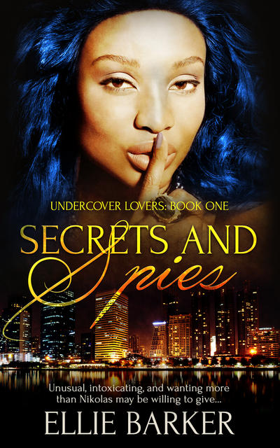 Secrets and Spies cover