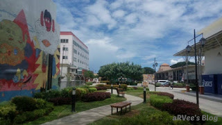 The Outlets, one of the shopping centers in Cebu, Philippines