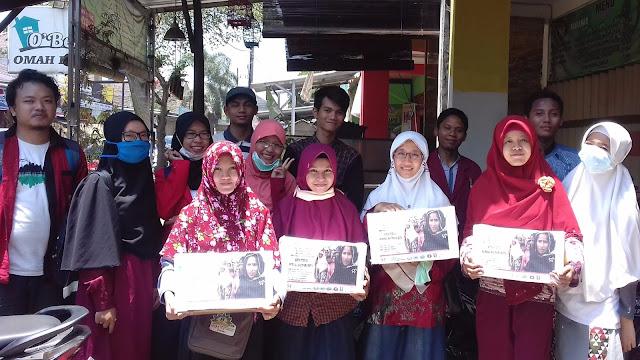IMM Universitas Jember Peringati Muharram Dengan Galang Dana Rohingya