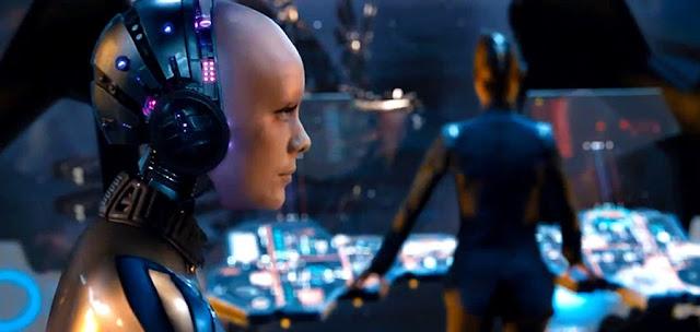 Android în filmul sci-fi Jupiter Ascending