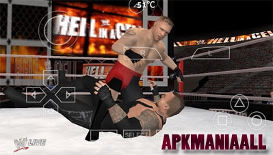 WWE Smackdown vs Raw 2K14 psp iso
