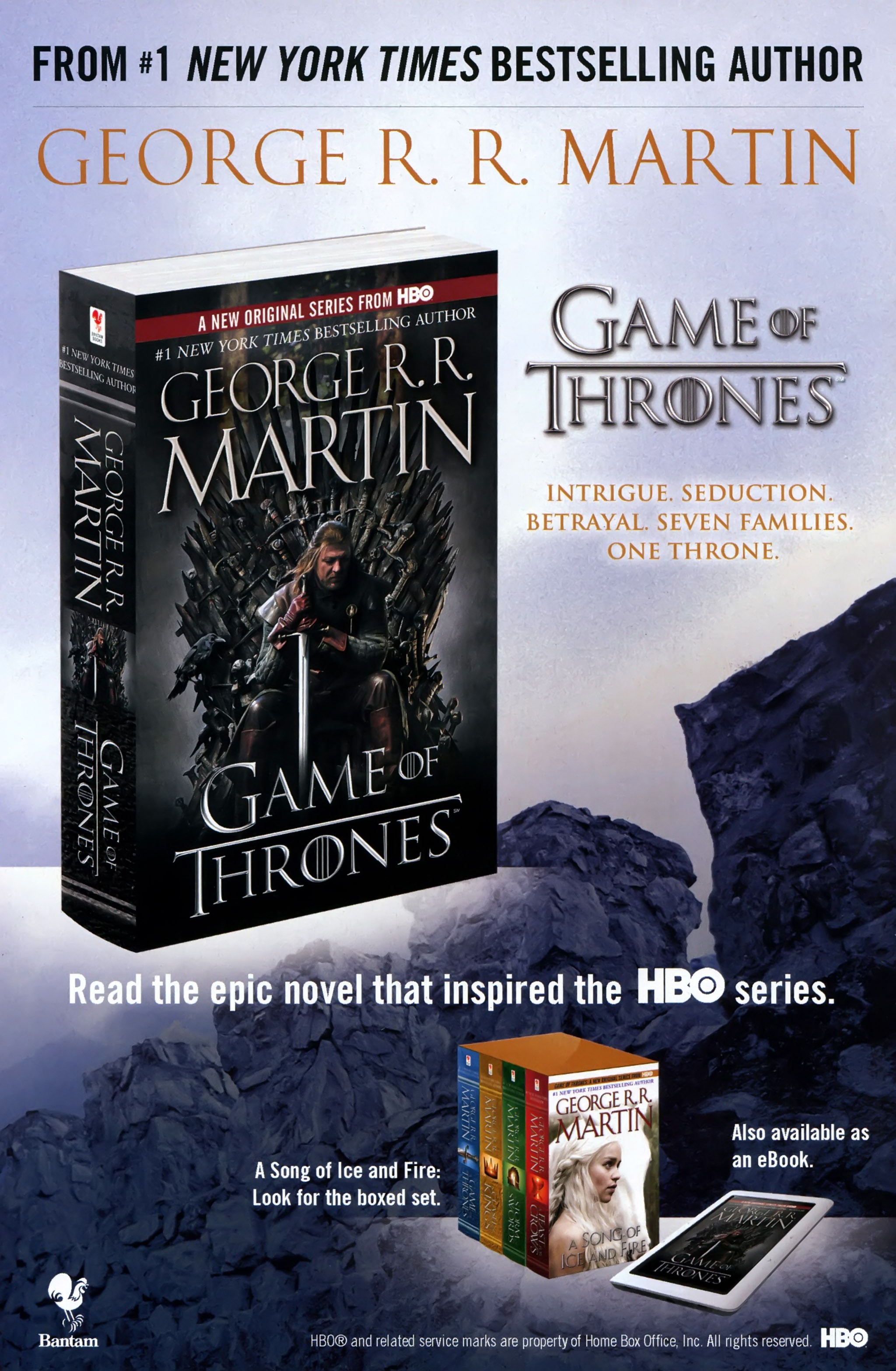 Read online A Game Of Thrones comic -  Issue #19 - 31