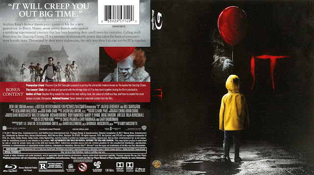 IT Bluray Cover