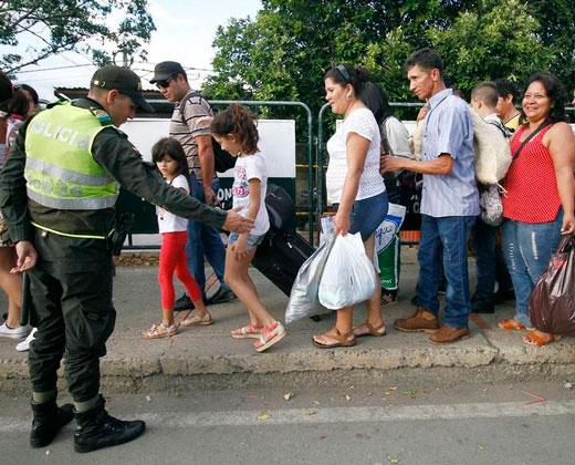 Frontera entre Colombia y Venezuela permanecerá cerrada este fin de semana