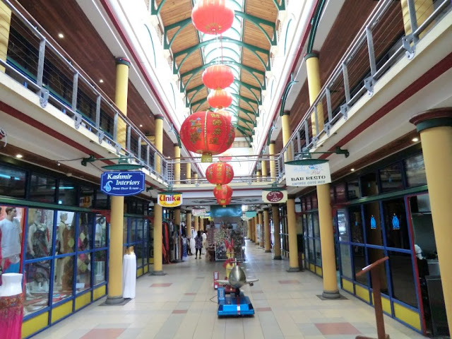 Port Louis, Shopping Mall