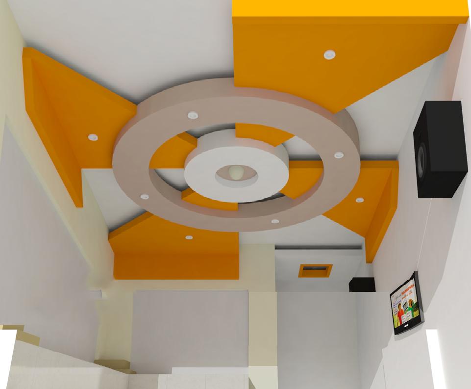 As Royal Decor Gypsum Ceiling Designs