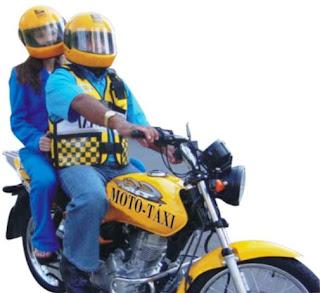 Prefeito manda para Câmara projeto que regulamenta mototáxi em Salvador