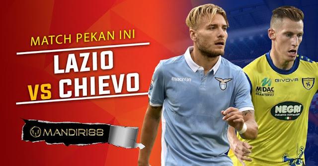 Prediksi Bola Lazio Vs Chievo , Minggu 21 January 2018 Pukul 21.00 WIB