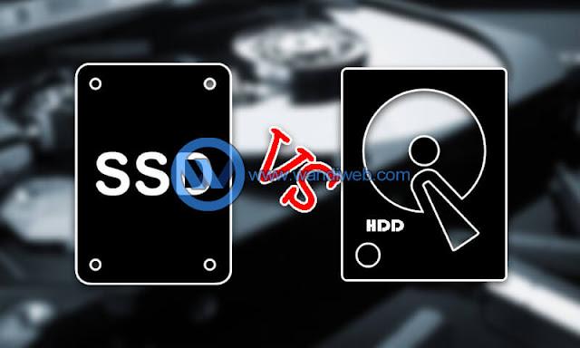 Rakit Komputer, Pilih SSD atau HDD untuk Media Penyimpanan? - WandiWeb