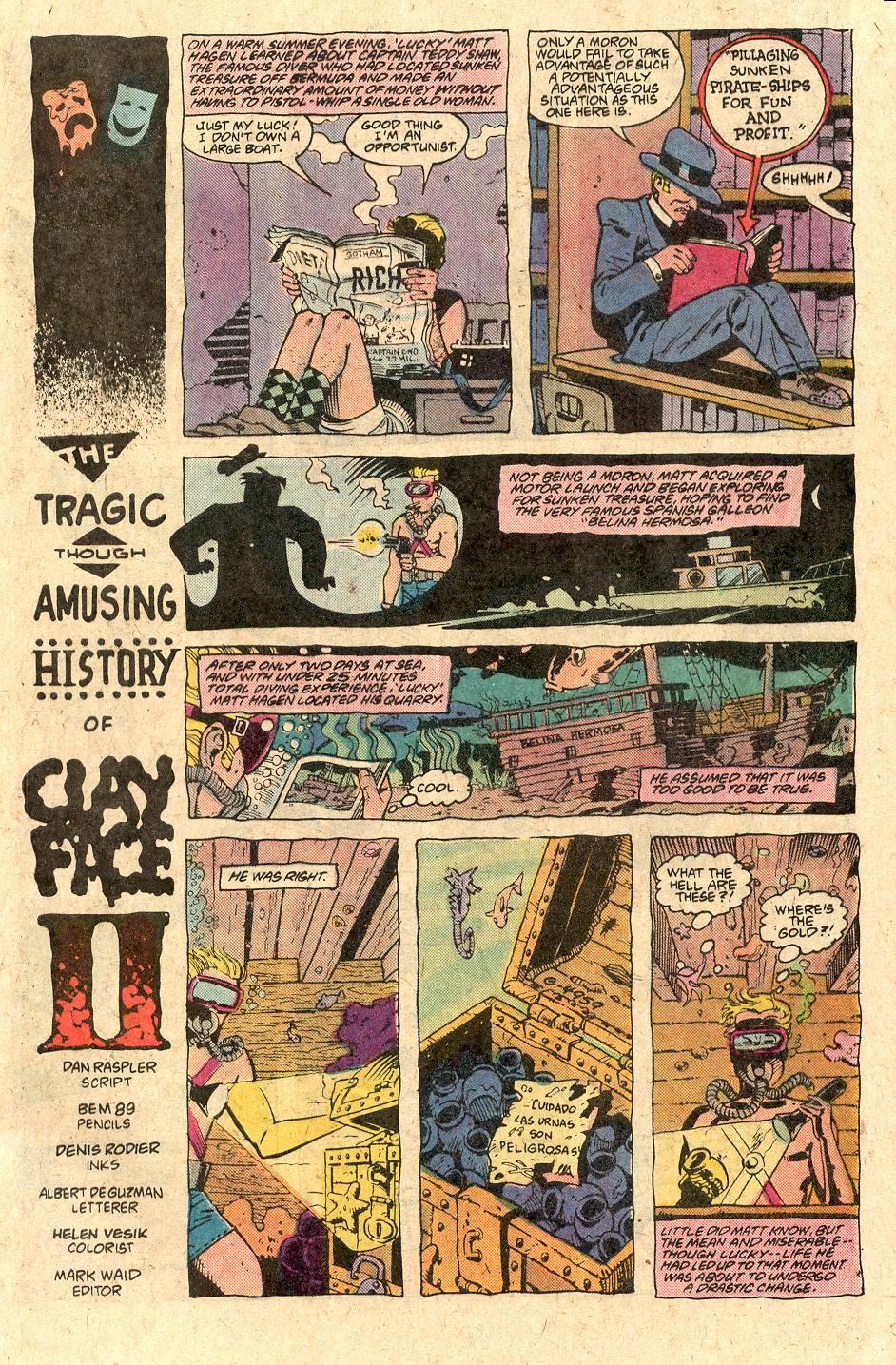 Read online Secret Origins (1986) comic -  Issue #44 - 16