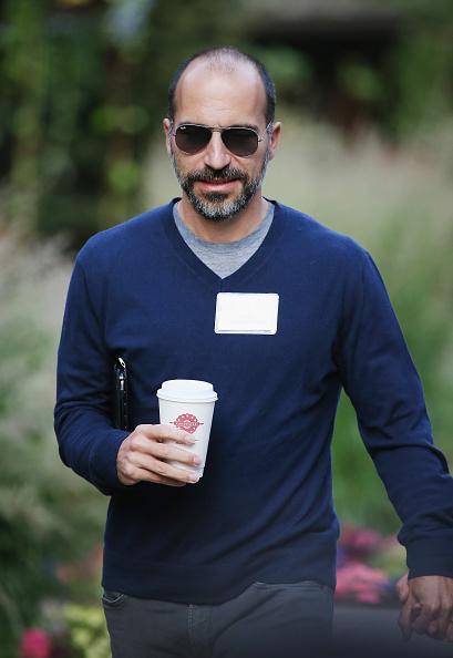 Uber Names Dara Khosrowshahi As New CEO After Travis Kalanick's Resignation