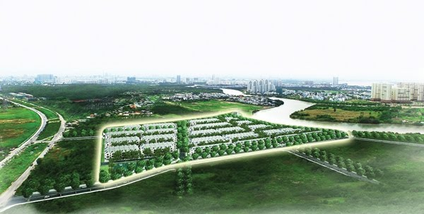 Investors reputation Nine South Estates project