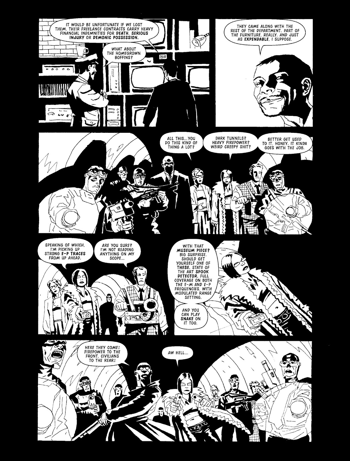 Read online Caballistics Inc. The Complete Digital Edition comic -  Issue # TPB (Part 1) - 20