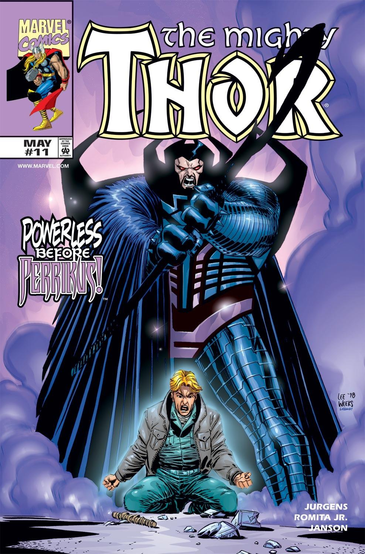 Thor (1998) Issue #11 #12 - English 1