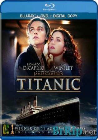Titanic 1997 BluRay 600MB Hindi Dubbed Dual Audio 480p