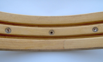 Nokes & Nicolai 3 x 14 Shell with Re-inforcing Rings