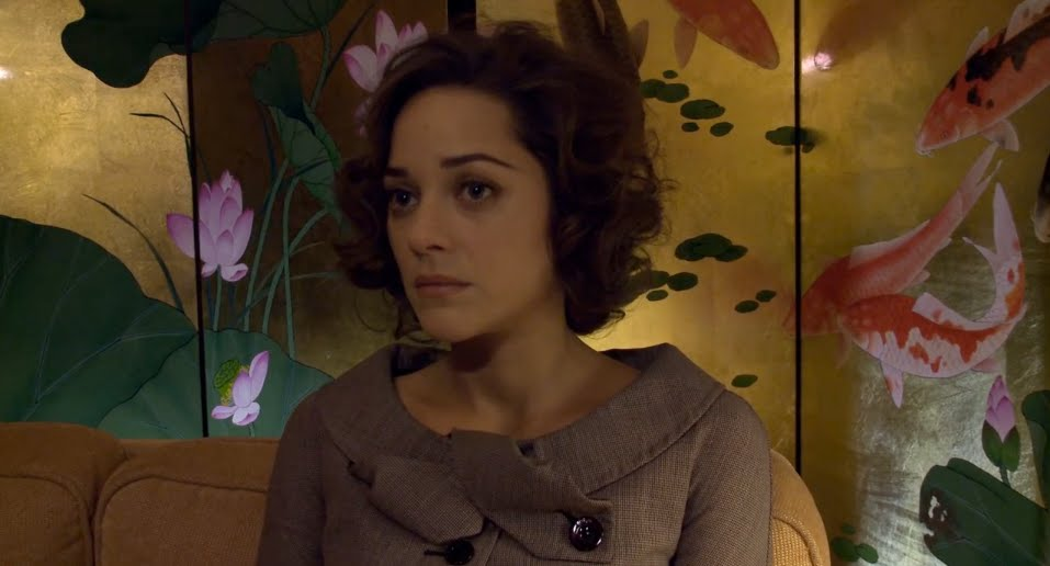 Marion Cotillard Stars in The New Part of David Lynch for Dior