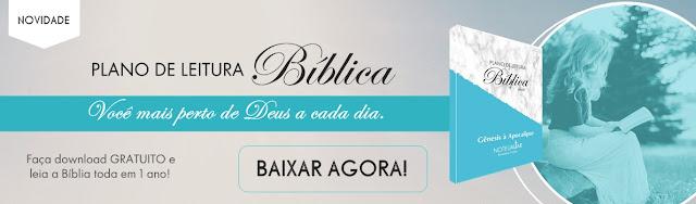 Baixar plano de leitura bíblica personlaizada no teu altar