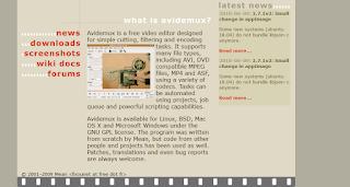 Avidemux-Aplikasi Edit Video