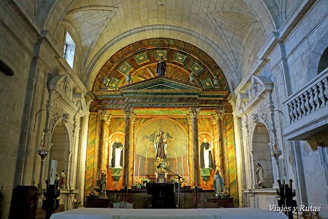 Convento de Santo Domingo, Betanzos