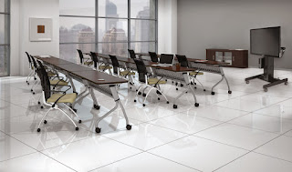 Mayline Training Room Furniture at OfficeFurnitureDeals.com