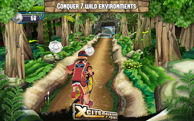 Xcite Mountain Bike V1.2.1 Mod Apk+Data (Unlimited Money)