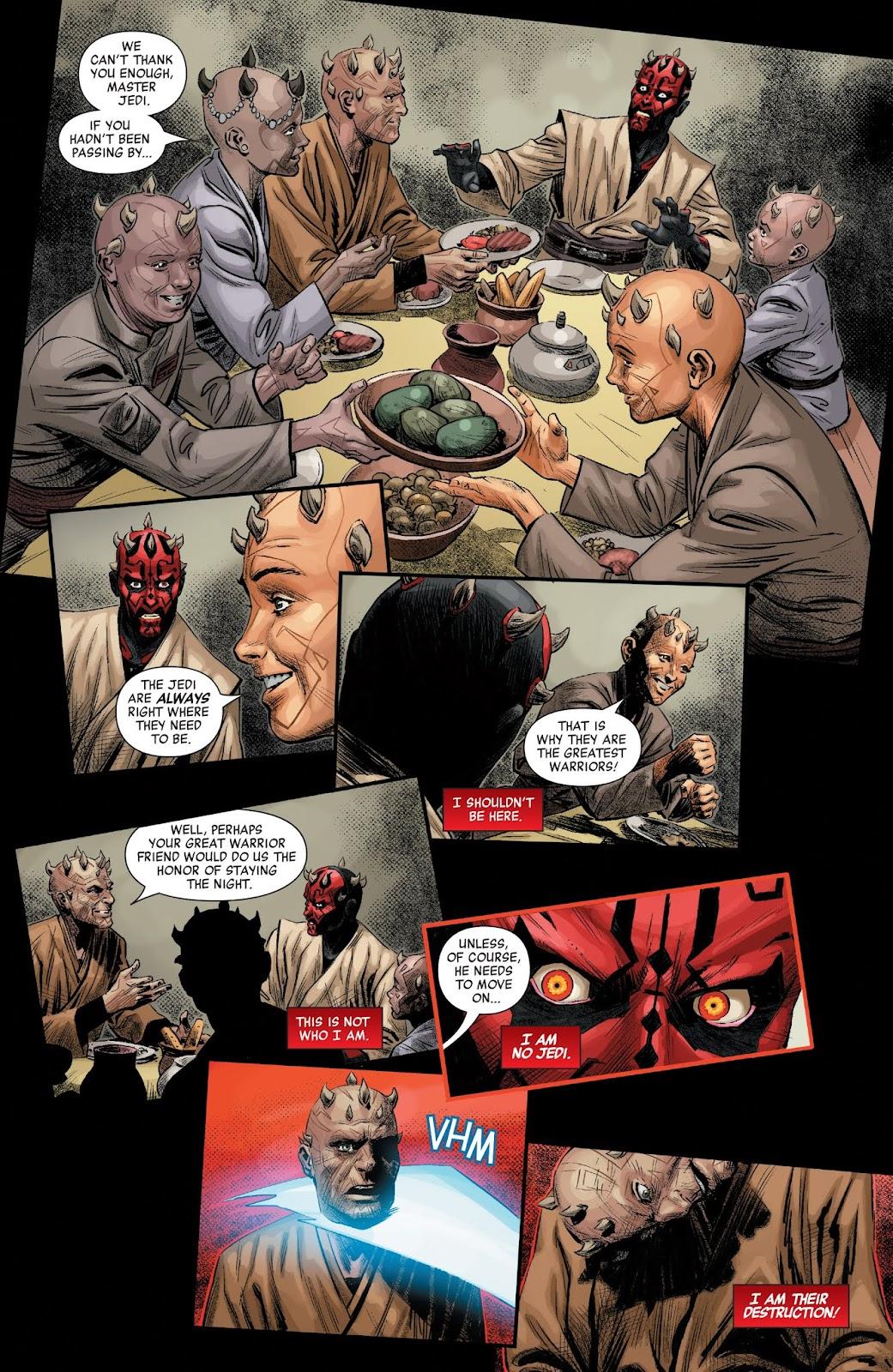 Read online Star Wars: Age of Republic - Darth Maul comic -  Issue # Full - 18