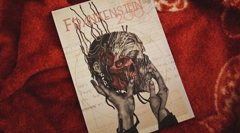 Frankenstein 200: HQ nacional que reimagina a história da criatura de Mary Shelley