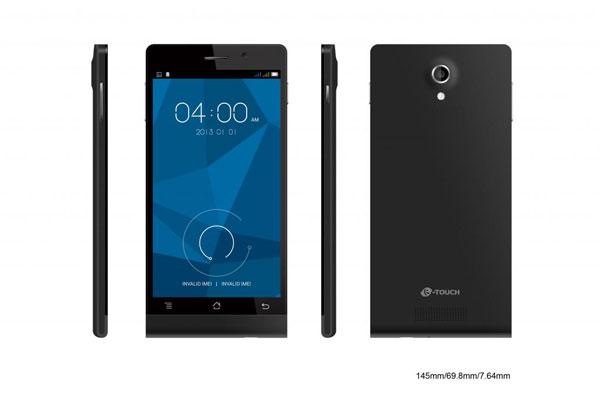 K-Touch Octa: Usung Dual-SIM, Plus Octa-Core
