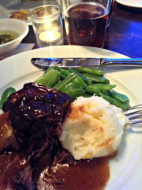 MusicBox Supper Club | braised short rib