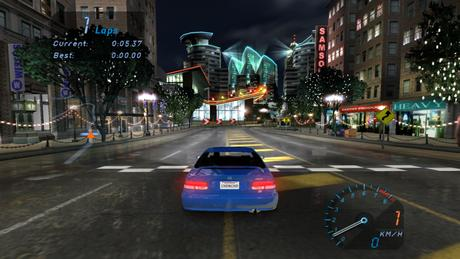 Need for Speed Underground Gameplay PC