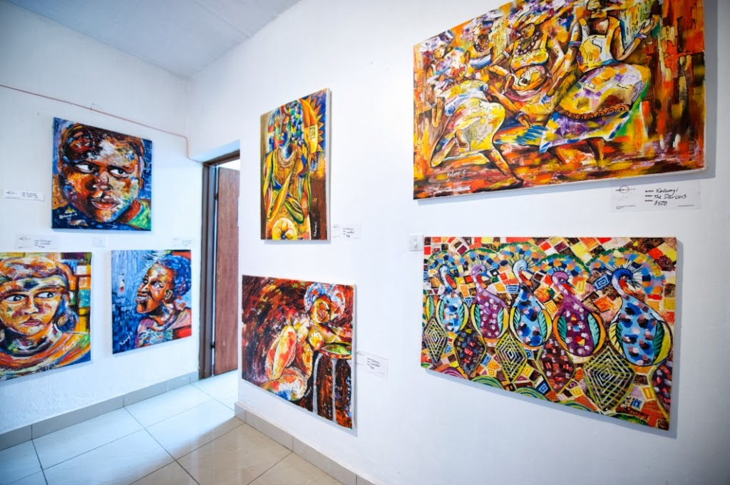 Image result for kigali modernist art gallery