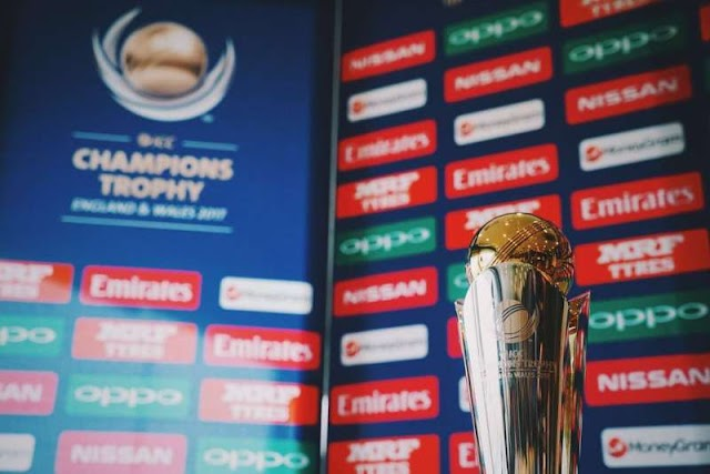 ICC T20 2017 timetable