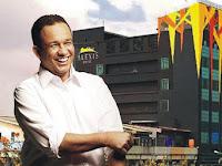 INi Tanggapan Anies Setelah dilantik Atas Reklamasi dan Hotel Alexis
