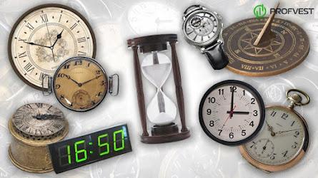 История часов: как возникли первые в мире часы?