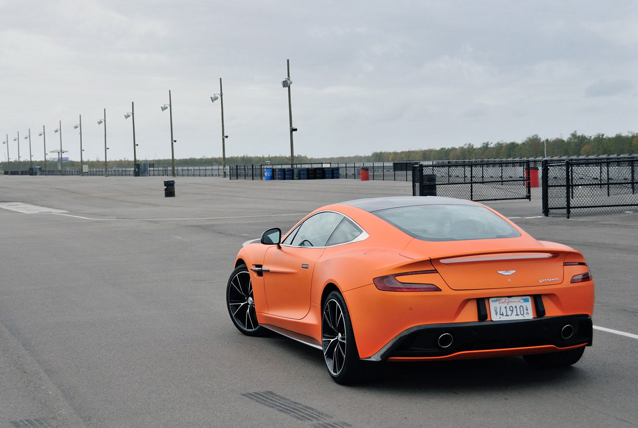 Cars Model 2013 2014 2015 2014 Aston Martin Vanquish Graces Jay Leno S Garage