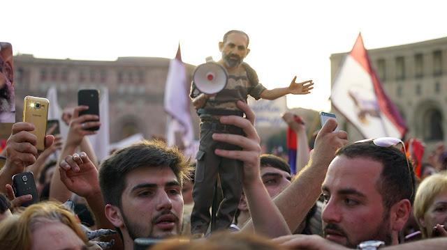 Pashinyan informa sobre sus primeros 100 días en el cargo