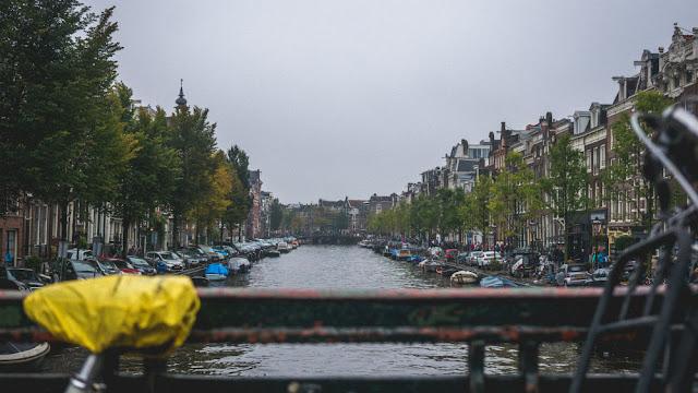 KURAKI W PODRÓŻY - HOLANDIA CZĘŚĆ II - AMSTERDAM