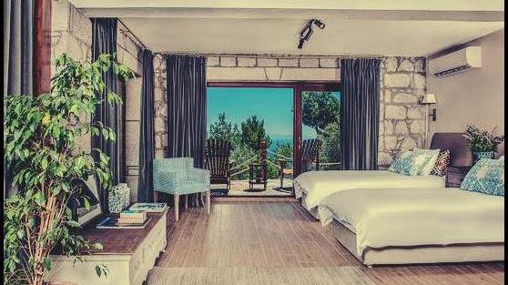 IMPRESII SIMURG INN HOTEL, AHMETCE TURCIA. Locul preferat la vedetelor: HALIT ERGENC, KIVANG TATLITUG.
