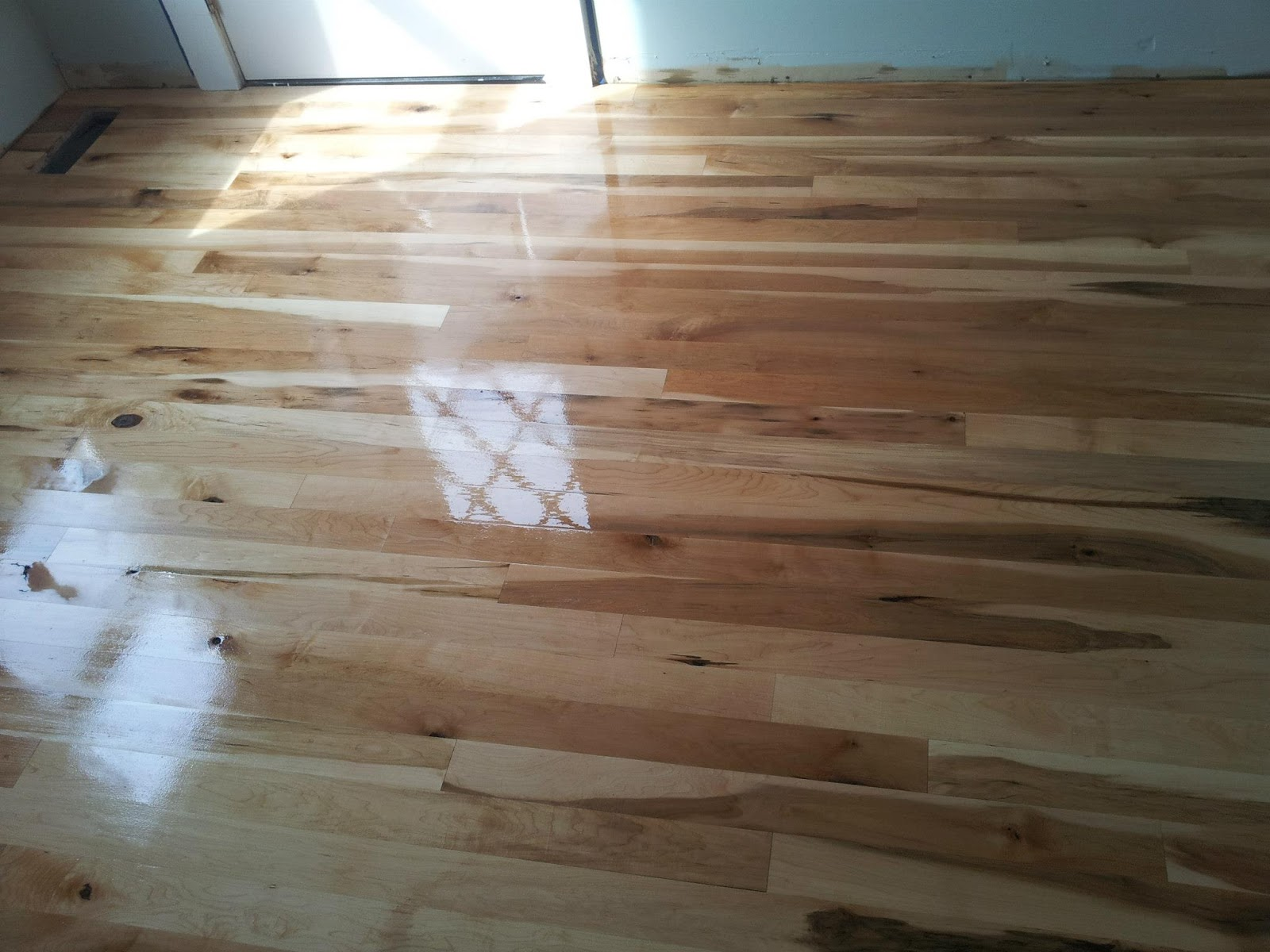 5 Rooms And 2 Stairs This Hardwood Floors Needed Serious