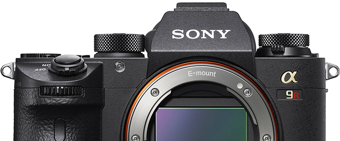 Возможный внешний вид Sony A9R