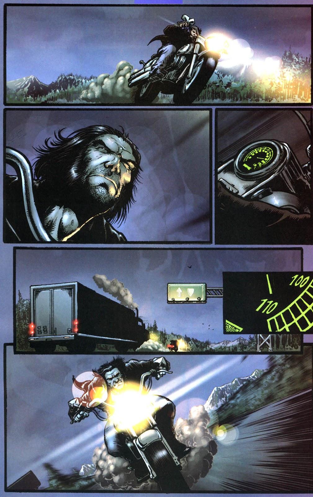 Read online Wolverine (2003) comic -  Issue #13 - 13