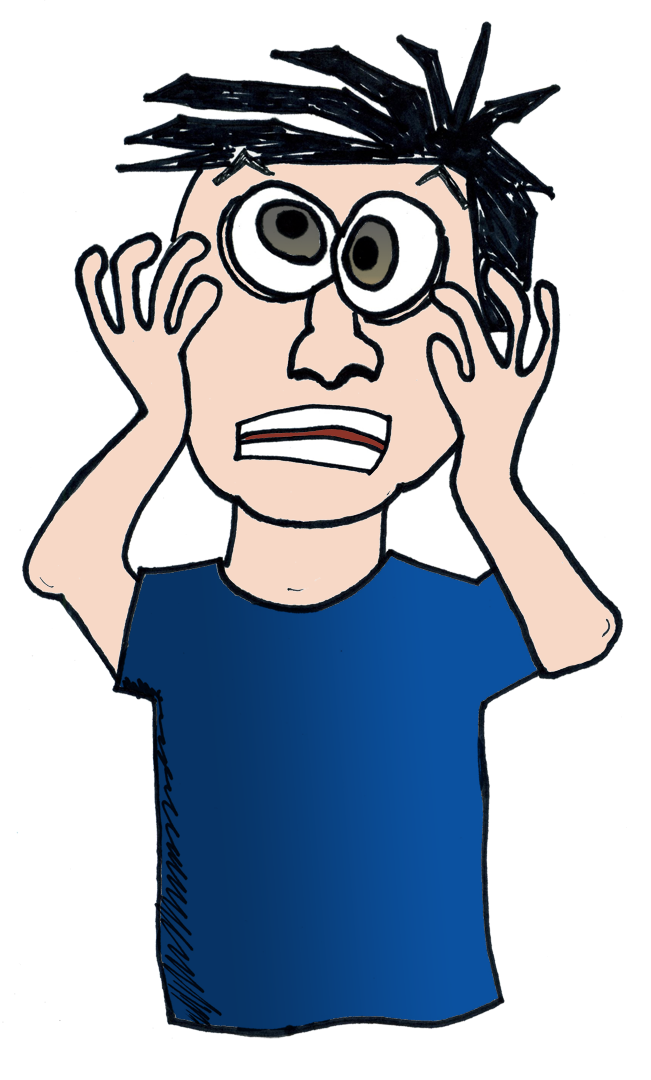 clipart frustrated man - photo #8