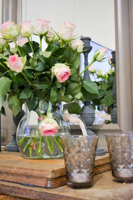 ruusukimppu tinekhome