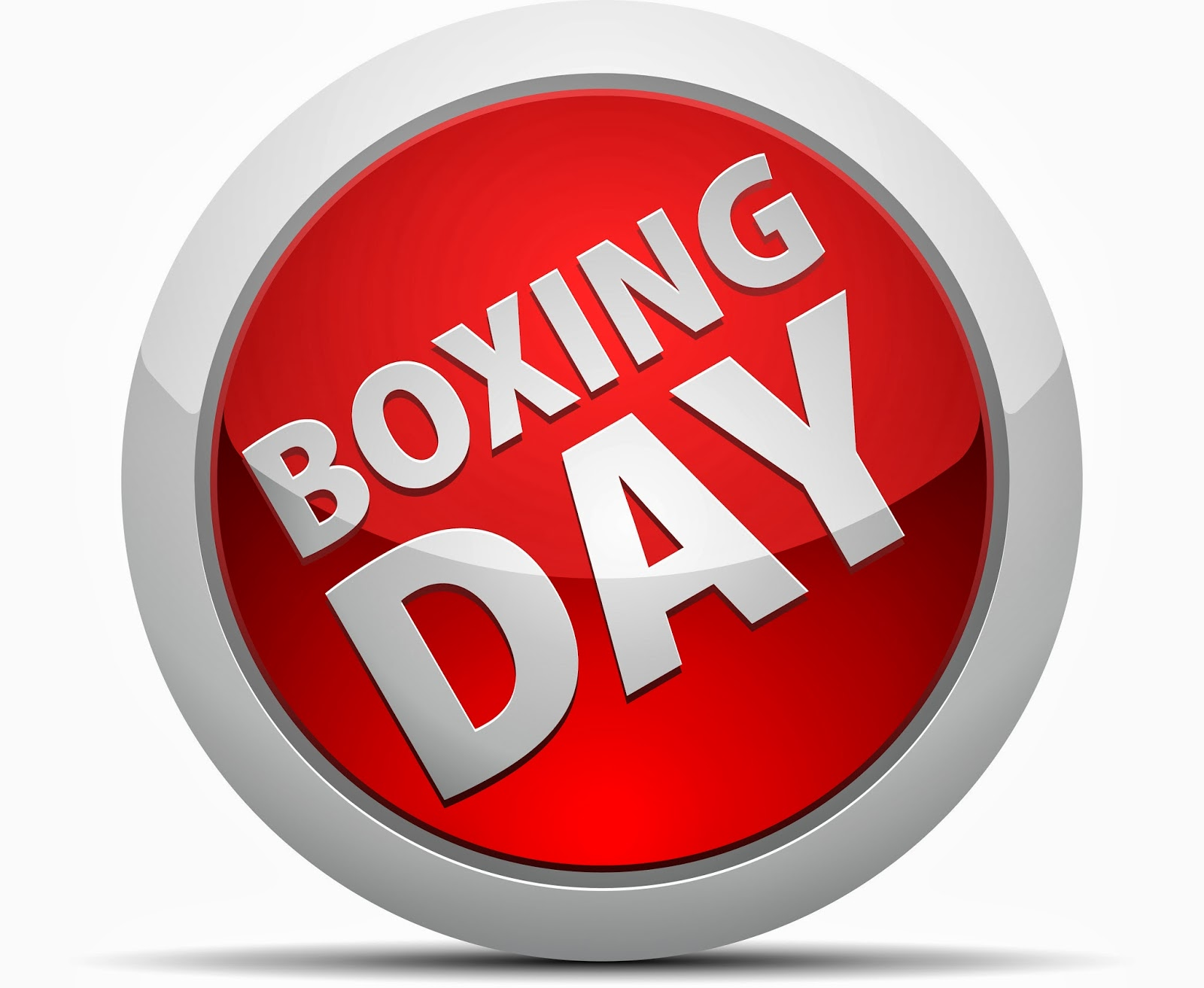 Bytes: Boxing Day Boxing Day