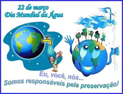 Resultado de imagem para Dia mundial da agua imagens