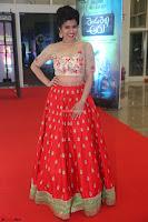 Mahima in beautiful Red Ghagra beigh transparent choli ~  Exclusive 131.JPG