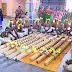 அமிர்தகழி ஸ்ரீ மாமாங்கேஸ்வரர் ஆலய சிற்பதேருக்கான பவளக்கால் பொருத்தும் நிகழ்வு