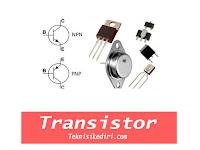 Transistor NPN Dan PNP - Elektronika Dasar